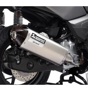 SILENCIEUX AKRAPOVIC TITANE XMAX125 ABS