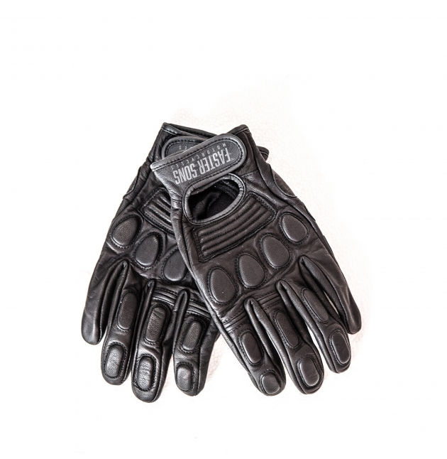 63ae6b5909d236 Achat gants yamaha faster cuir noir YAMAHA PLANET RACINGFR