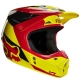 CASQUE FOX V1 2016 MAKO JAUNE