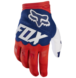 FOX DIRTPAW BLEU ROUGE 2017 GA