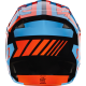 CASQUE FOX V1 FALCON 2017 BLEU