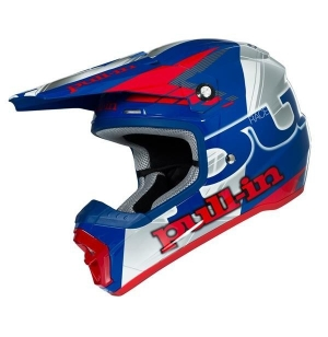 CASQUE PULL IN 2016 BLEU ROUGE