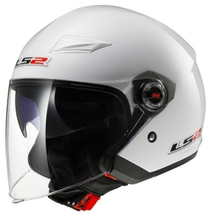 CASQUE LS2 JET OF569 TRACK BLA