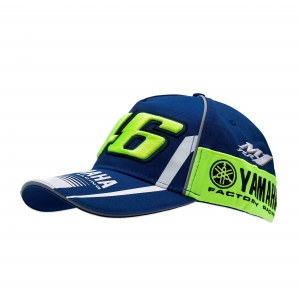 CASQUETTE YAMAHA RACING VR46 ROSSI