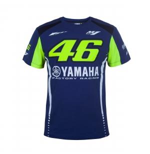 TSHIRT YAMAHA RACING VR46 2017