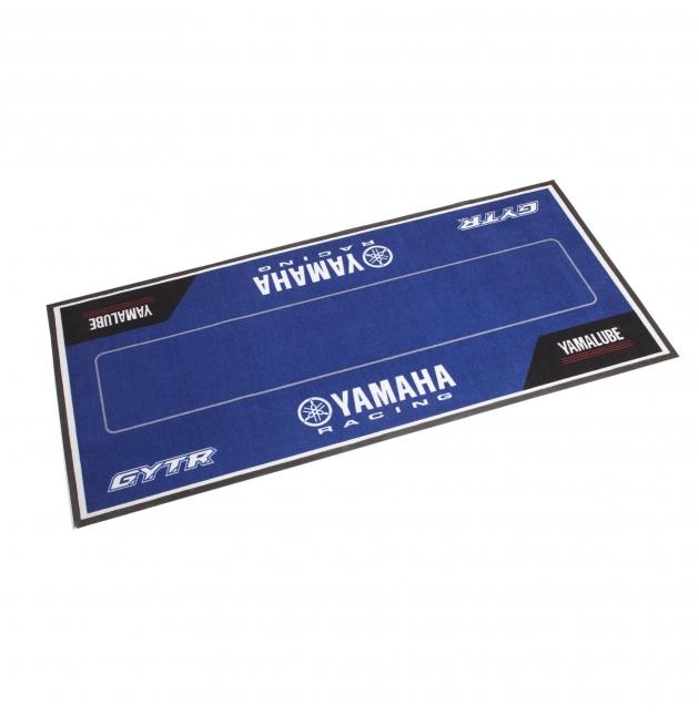 Achat Tapis Environnemental Yamaha Racing Bleu Yamaha Planet Racingfr