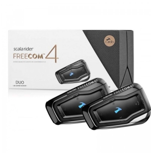 KIT MAINS-LIBRES CARDO FREECOM 4 DUO