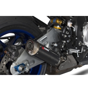 SILENCIEUX SCORPION RP-1 GP CARBONE - YAMAHA YZF-R1 2015