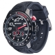MONTRE ALPINESTARS TECH CHRONO NOIR/NOIR