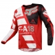 MAILLOT FOX KID 180 SAYAK ROUGE