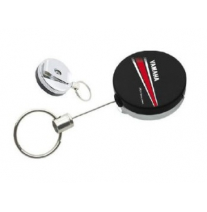 PORTE CLEF YAMAHA REVS RETRACTABLE