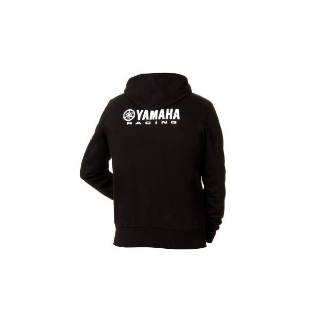 sweat à capuche yamaha