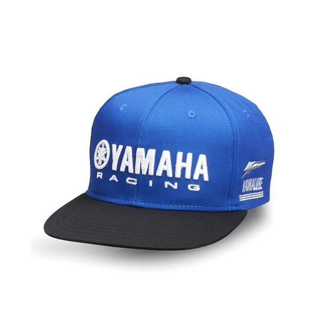 achat casquette yamaha paddock bleu 2018 enfant planet racing fr yamaha rouen rd. Black Bedroom Furniture Sets. Home Design Ideas