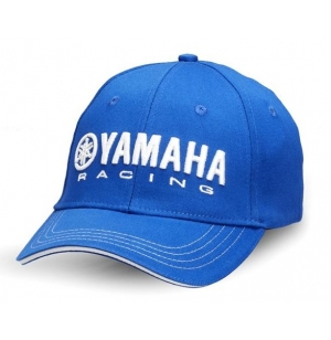 "CASQUETTE YAMAHA PADDOCK BLEU 2018 ""WAIMA"" ADULTES"