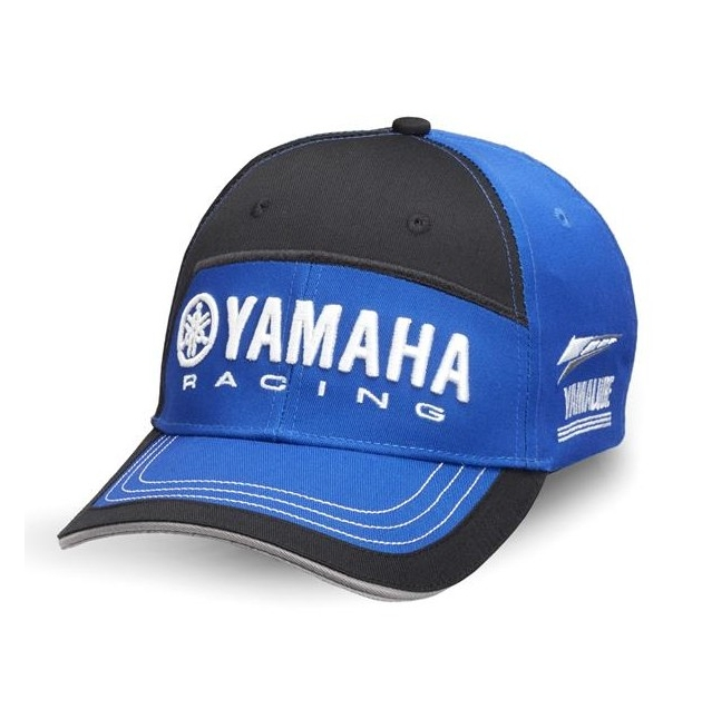 achat casquette yamaha paddock bleu 2018 adultes kochi planet racing fr yamaha rouen rd. Black Bedroom Furniture Sets. Home Design Ideas