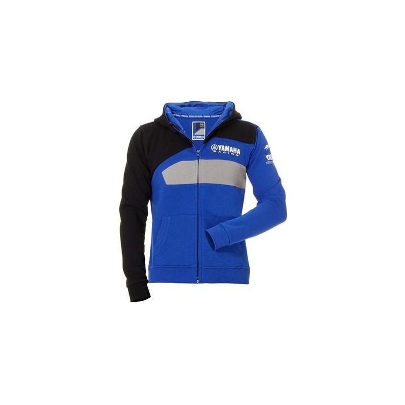 SWEAT YAMAHA PADDOCK BLEU 20182019 – Boutique Sportswear