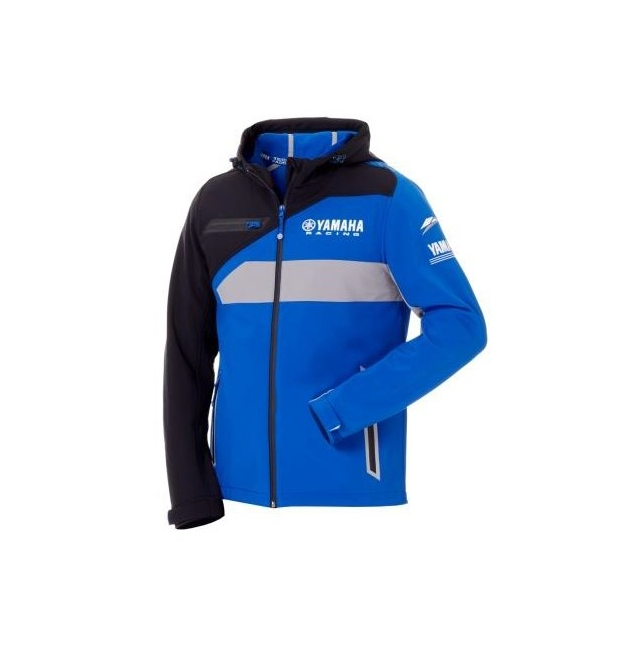 Achat Softshell Yamaha Paddock Bleu 2018 Homme RACE - PLANET-RACING ... a089a32a562