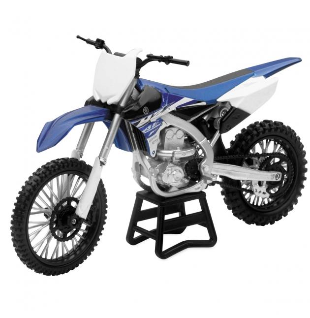 achat maquette moto yamaha yzf450 112 newray planet racingfr. Black Bedroom Furniture Sets. Home Design Ideas