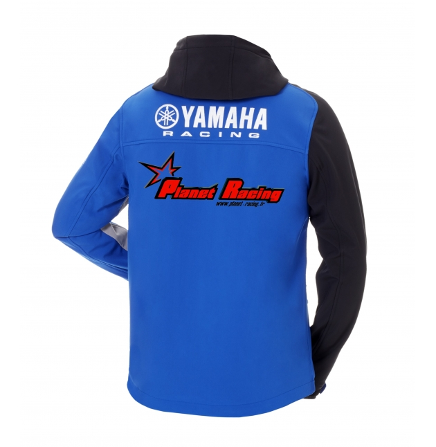 SOFTSHELL YAMAHA 2018 PLANET RAC