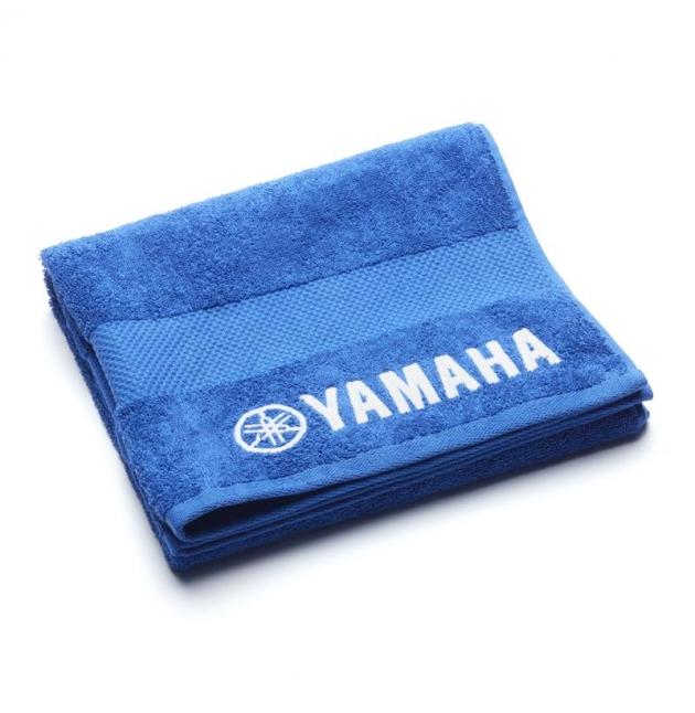 Achat De Serviette De Bain.Serviette De Bain Yamaha Bleue