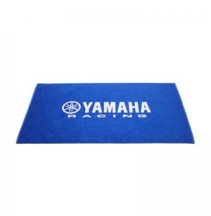 SERVIETTE DE PLAGE YAMAHA BLEUE