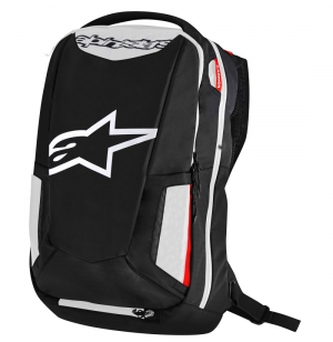 SAC ALPINESTAR CITY HUNTER NOIR/BLANC/ROUGE