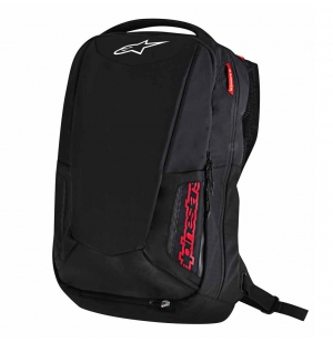SAC ALPINESTAR CITY HUNTER NOIR/ROUGE