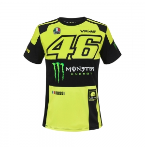 TSHIRT VR46 REPLICA MONSTER 2018