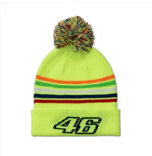 BONNET VR46 STRIPES ENFANTS 2018