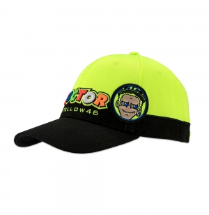 CASQUETTE VR46 CUPOLINO ADULTES 2018