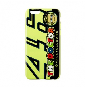 COQUE IPHONE 7 VR46 MULTICOLOR
