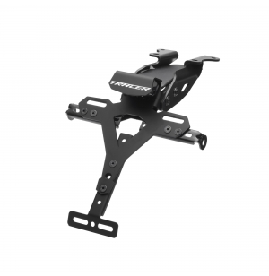 SUPPORT DE PLAQUE YAMAHA TRACER900 2018-