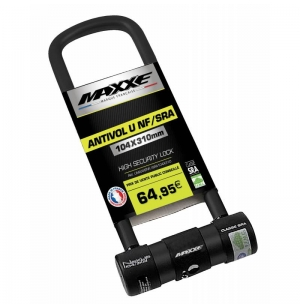 ANTIVOL U MAXXE SRA 104X310 planet-racing.fr