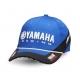 CASQUETTE YAMAHA PADDOCK BLEU 2018 NAHA planet-racing.fr