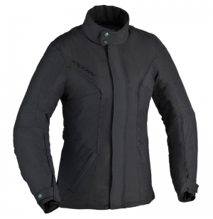 VESTE IXON LADY COMTESSE NOIR planet-racing.fr