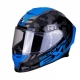CASQUE EXO-R1 AIR ARGENT/BLEU planet-racing.fr
