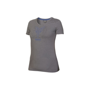 T-SHIRT HYPERNAKED FEMME GRIS planet-racing.fr