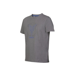 T-SHIRT HYPERNAKED HOMME 19 GRIS planet-racing.fr