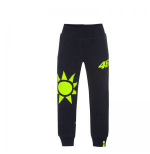 PANTALON ENFANT VR46 2019 SOLEIL ET LUNE planet-racing.fr