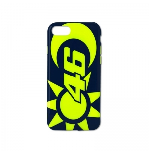 COQUE IPHONE 7/8 VR46 ROSSI SOLEIL ET LUNE 2019 planet-racing.fr