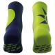 CHAUSETTES ENFANT VR46 ROSSI REPLICA  MULTICOLOR 2019 planet-racing.fr