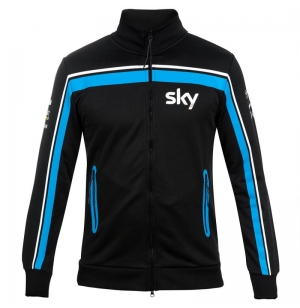 SWEAT REPLICA SKY RACING 2019 NOIR planet-racing.fr