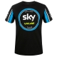 TSHIRT REPLICA SKY RACING VR46 2019 NOIR planet-racing.fr