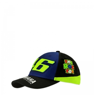 CASQUETTE ENFANT YAMAHA RACING VR46 2019 planet-racing.fr