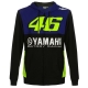 SWEAT ZIPPE YAMAHA RACING VR46 2019  planet-racing.fr