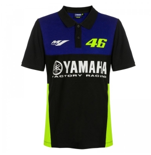 POLO YAMAHA RACING VR46 2019 planet-racing.fr