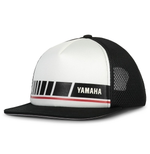 CASQUETTE YAMAHA REVS BLANCHE ADULTE 2019 planet-racing.fr