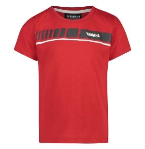 T-SHIRT YAMAHA REVS ENFANT ROUGE 2019 planet-racing.fr