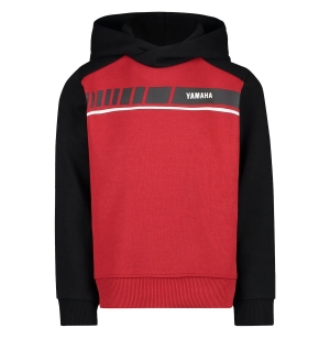 SWEAT YAMAHA REVS ENFANT ROUGE 2019 planet-racing.fr