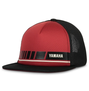 CASQUETTE YAMAHA REVS ENFANT ROUGE 2019 planet-racing.fr